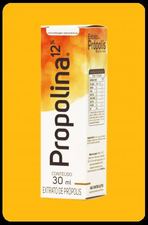 propolina 12% yellow box
